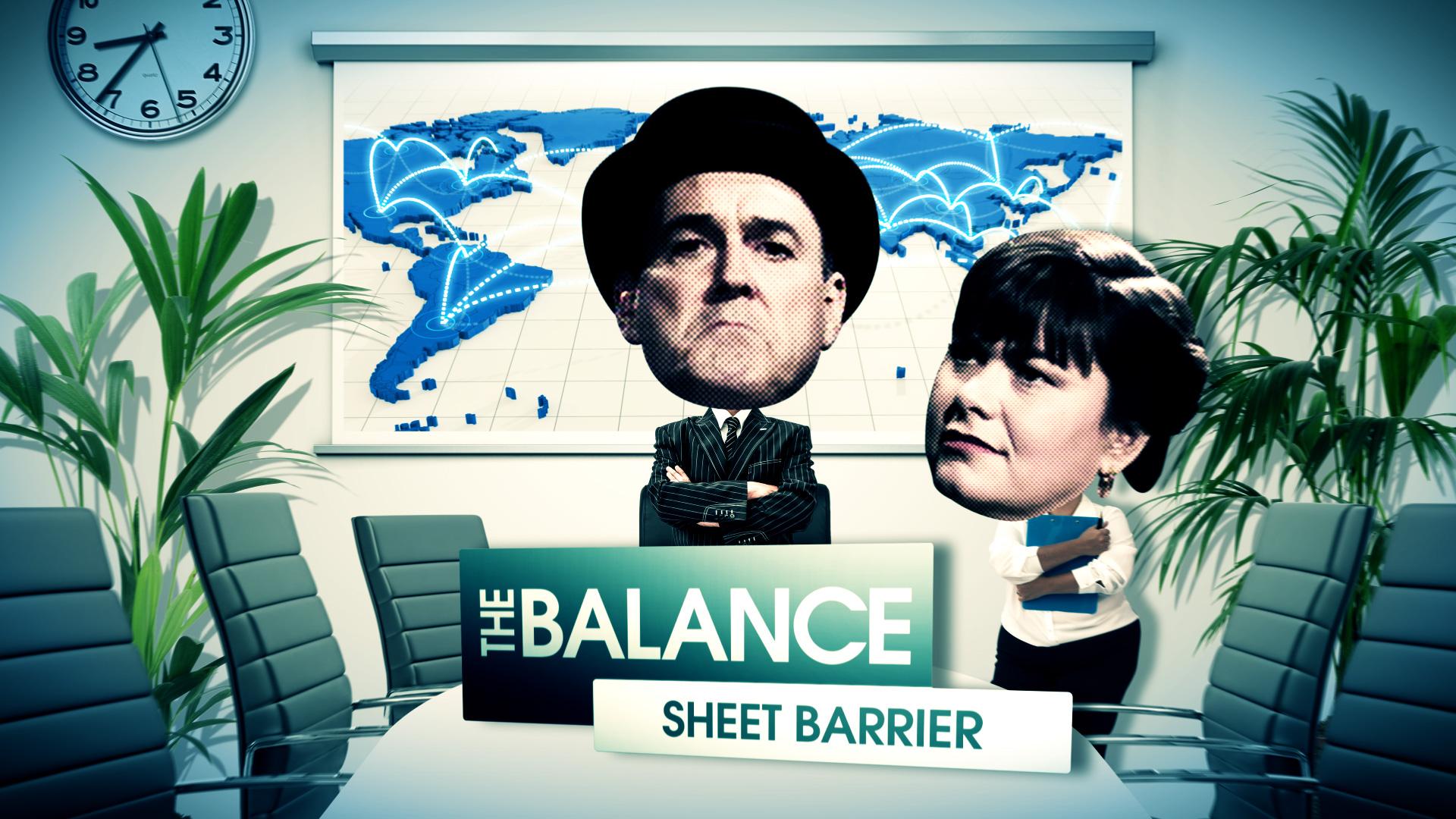 Balance Sheet Barrier