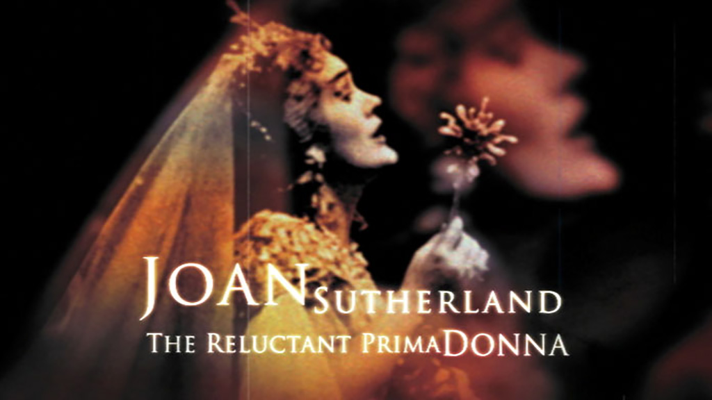 Joan Sutherland The Reluctant Prima Donna © Holey and Moley