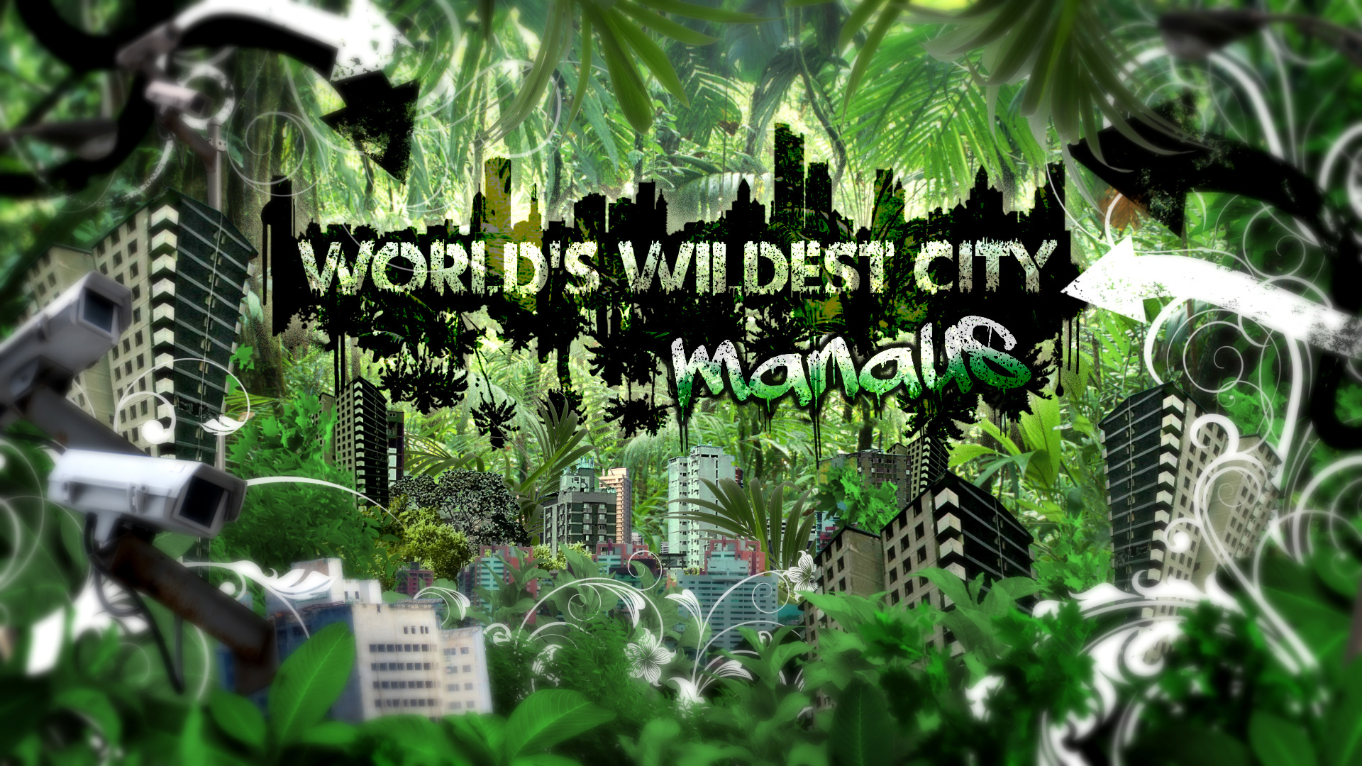Worlds Wildest City ©HoleyandMoley 2014
