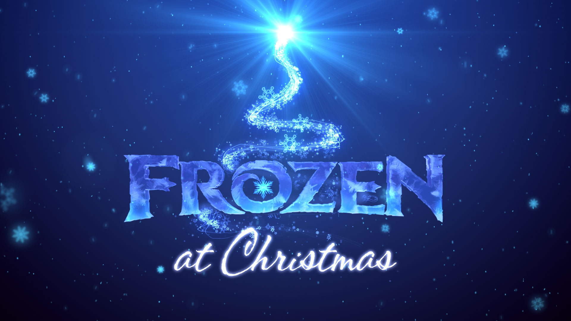 ©Holey & Moley 2014 Frozen at Christmas