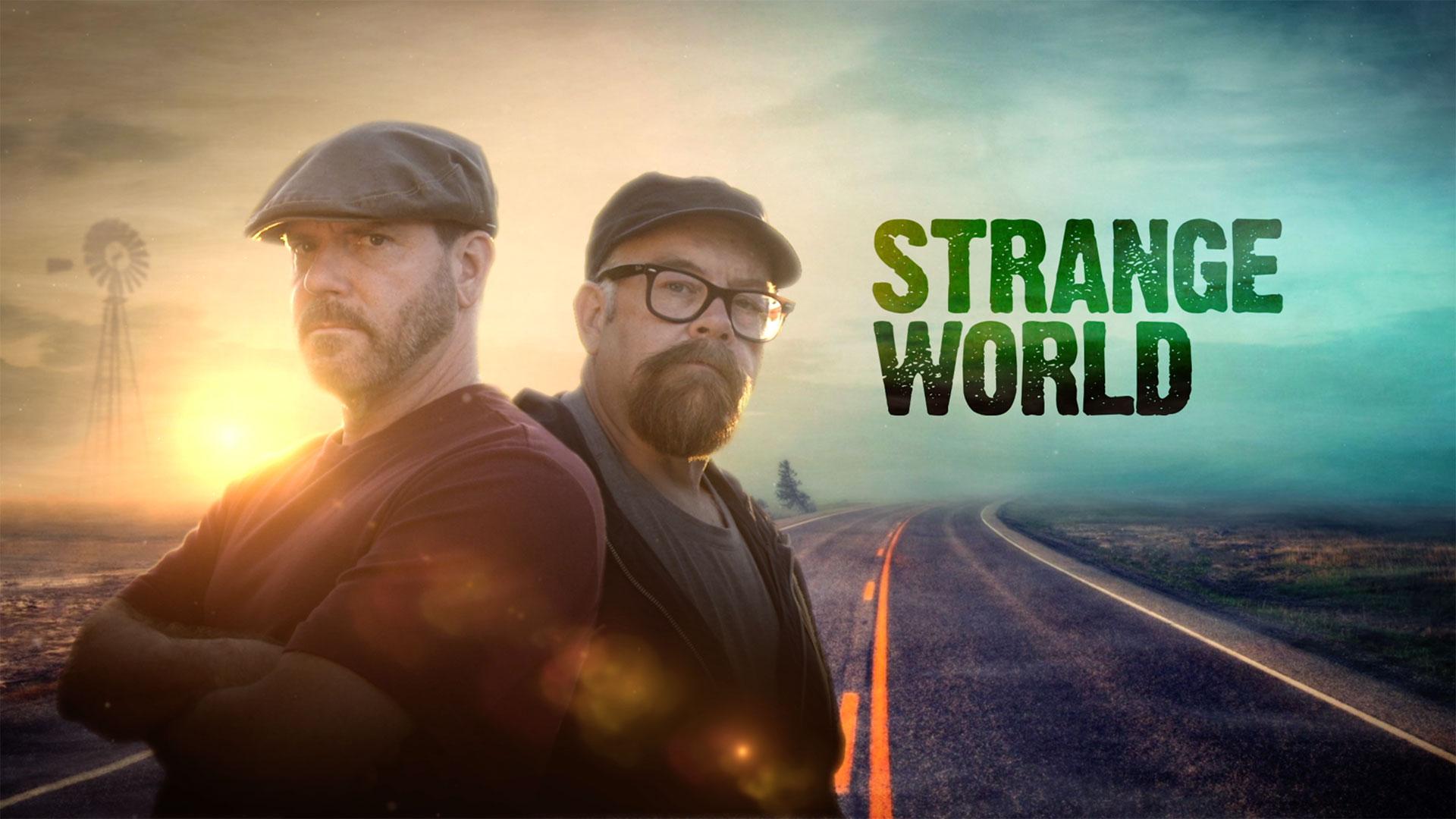 Strange World ©Holey&Moley
