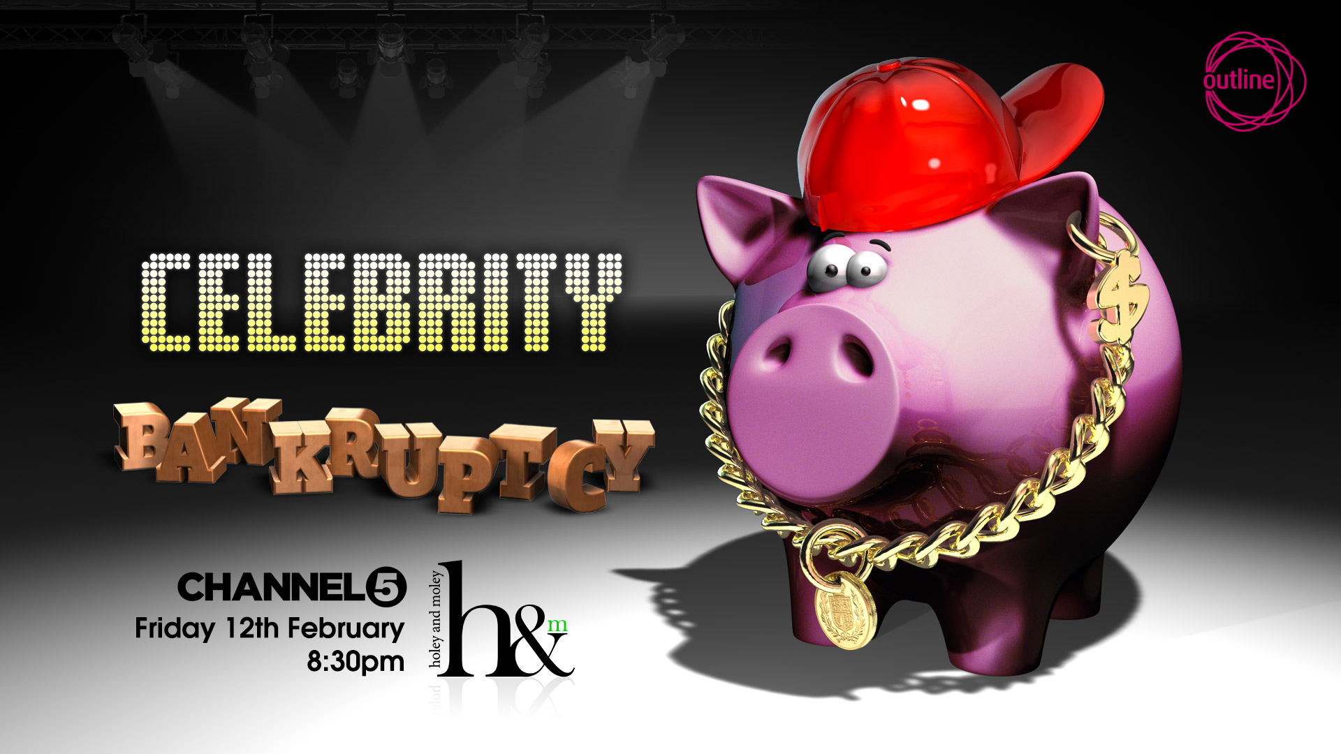 Bankrupt & Broke Celebrity Bankruptcy Holey and Moley
