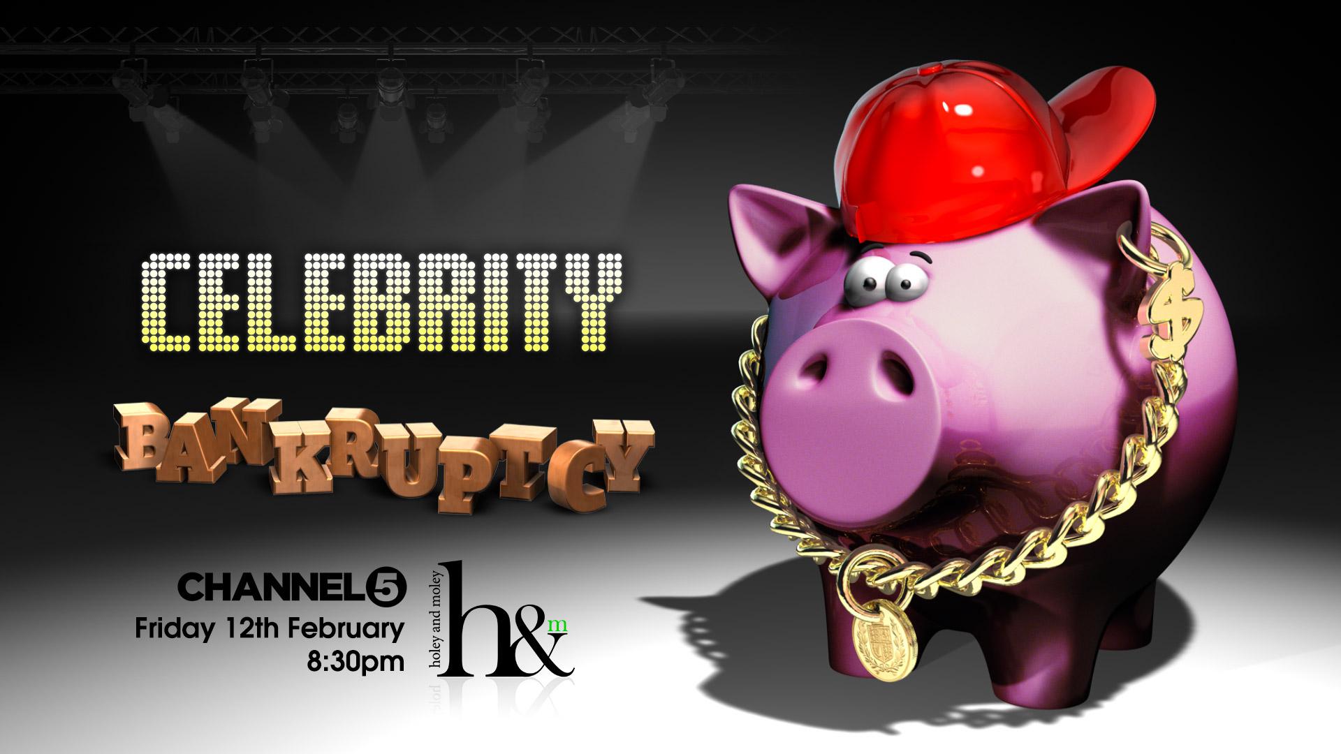 Bankrupt & Broke Celebrity Bankruptcy © Holey and Moley