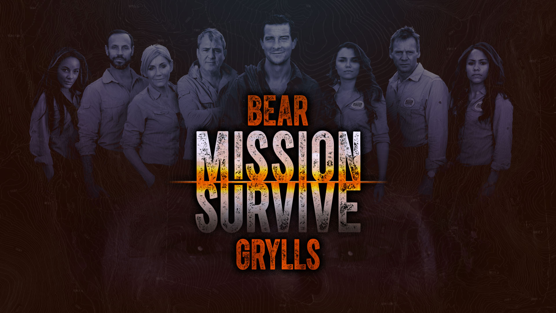 Bear Grylls Mission Survive 2 South Africa ©Holey&Moley 2016
