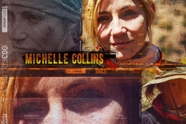 Bear Grylls Mission Survive 2 Michelle Collins ©Holey&Moley 2016