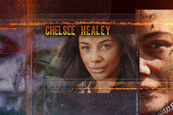 Bear Grylls Mission Survive 2 Chelsea Healey ©Holey&Moley 2016