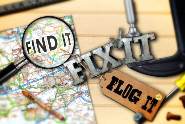 Find It, Fix It, Flog It © Holey & Moley Ltd Channel 4