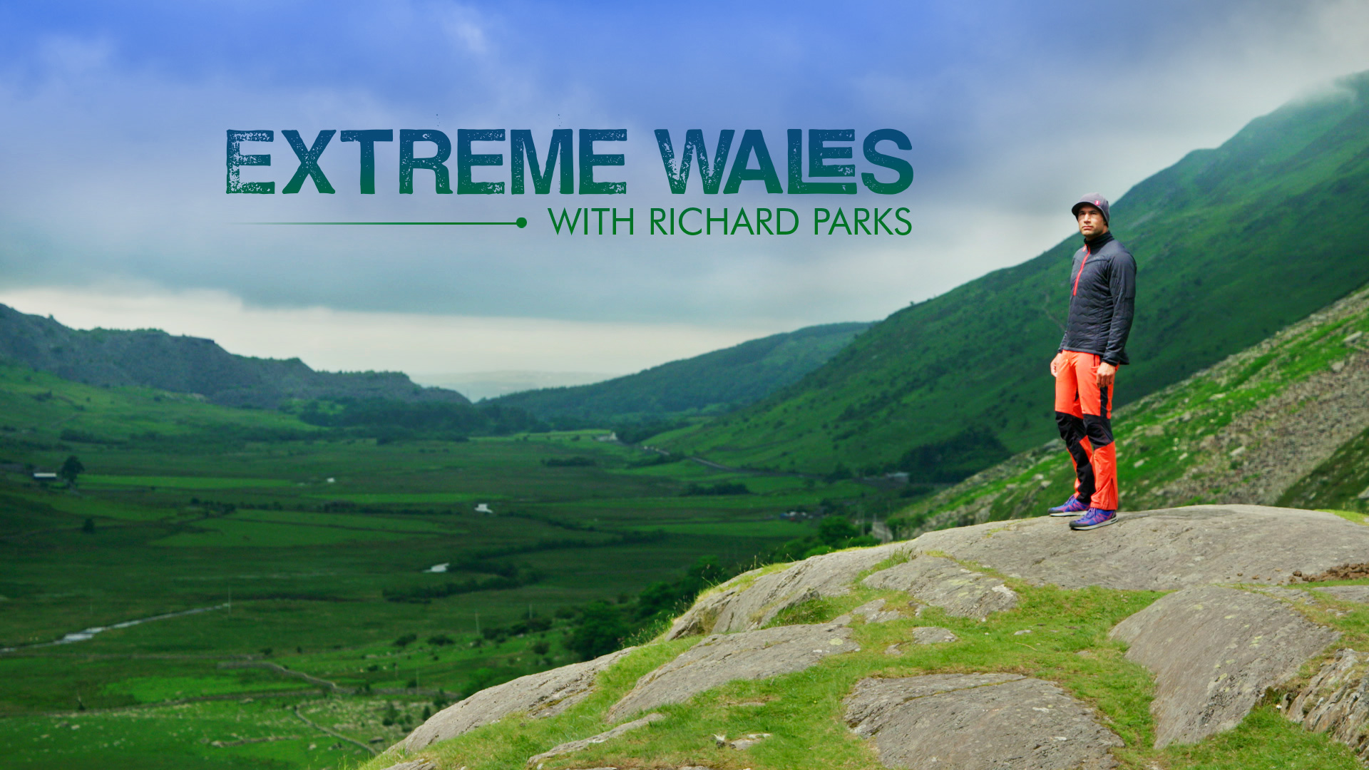 Extreme Wales with Richard Parks © Holey and Moley Ltd