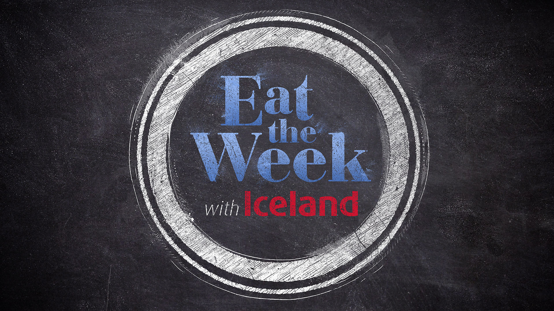 Eat the Week with Iceland Channel 4 © Holey & Moley Ltd