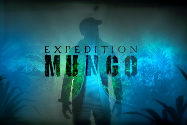 Expedition Mungo, © Holey & Moley Ltd, Title Branding