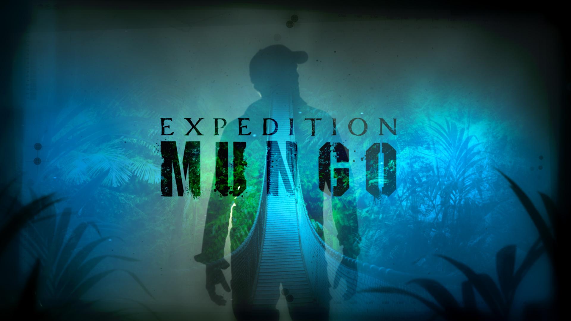Expedition Mungo, © Holey & Moley Ltd, Title Branding