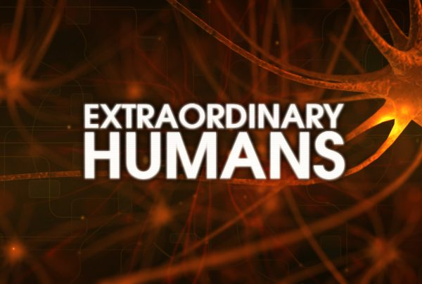 Extraordinary Humans ©Holey & Moley Ltd 2015