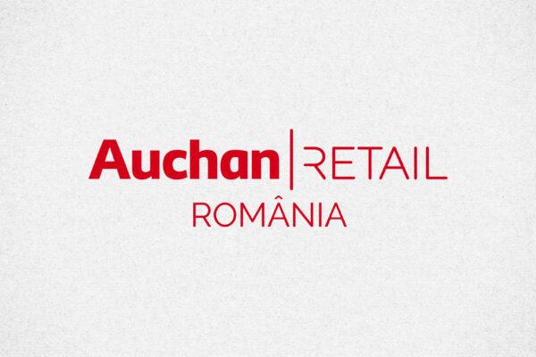 Auchan Brand Animation ©Holey & Moley Ltd