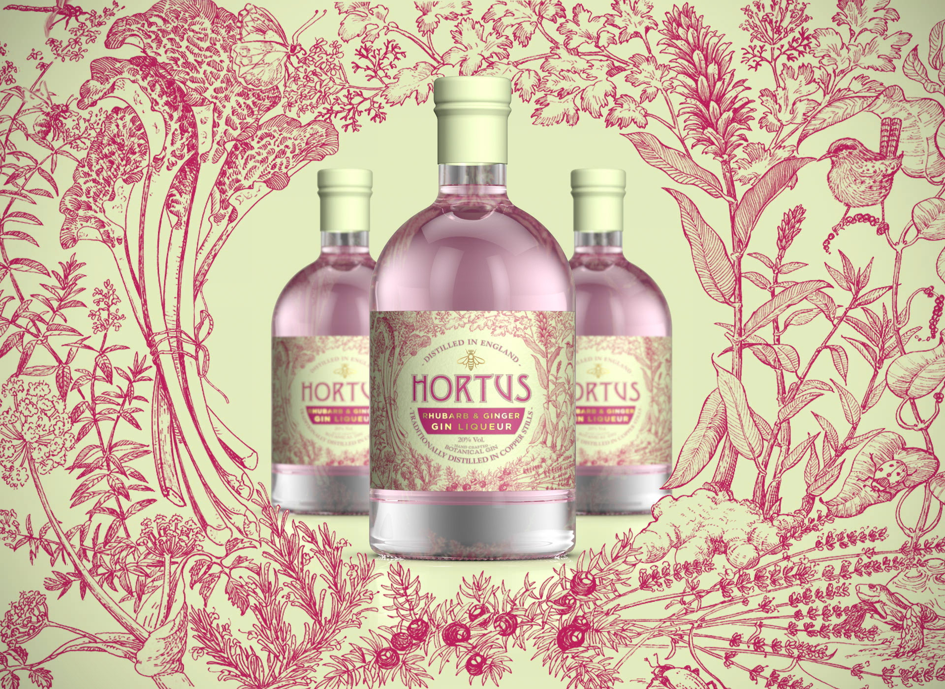 Hortus Gin © Holey and Moley Ltd