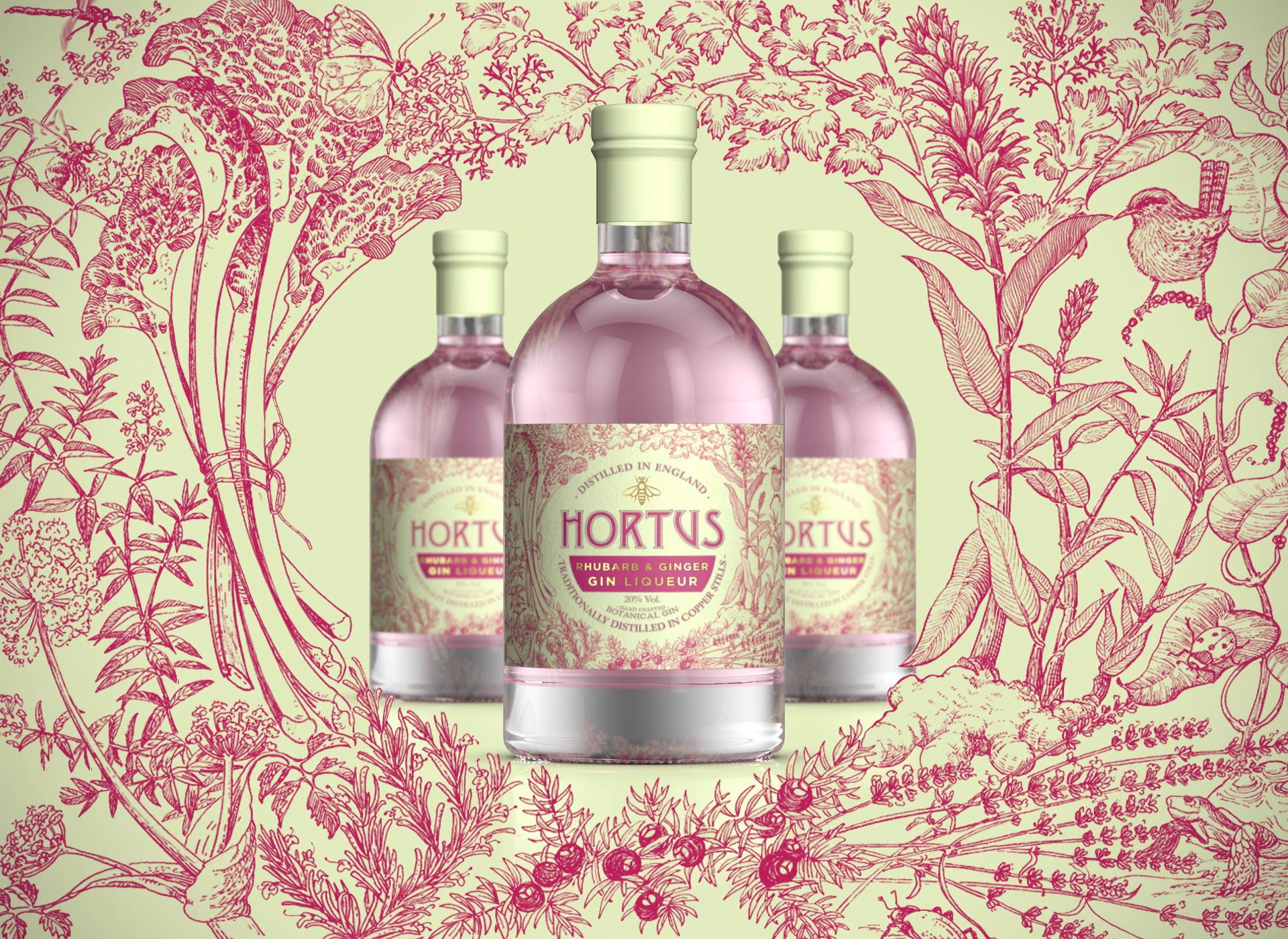 Hortus Gin © Holey and Moley Ltd