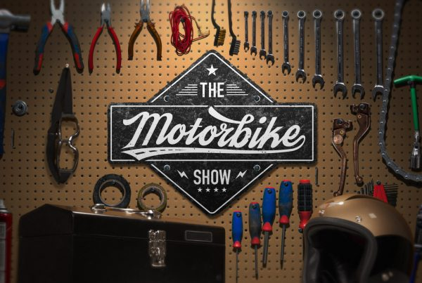 The Motorbike Show © Holey & Moley Ltd HCA Entertainment
