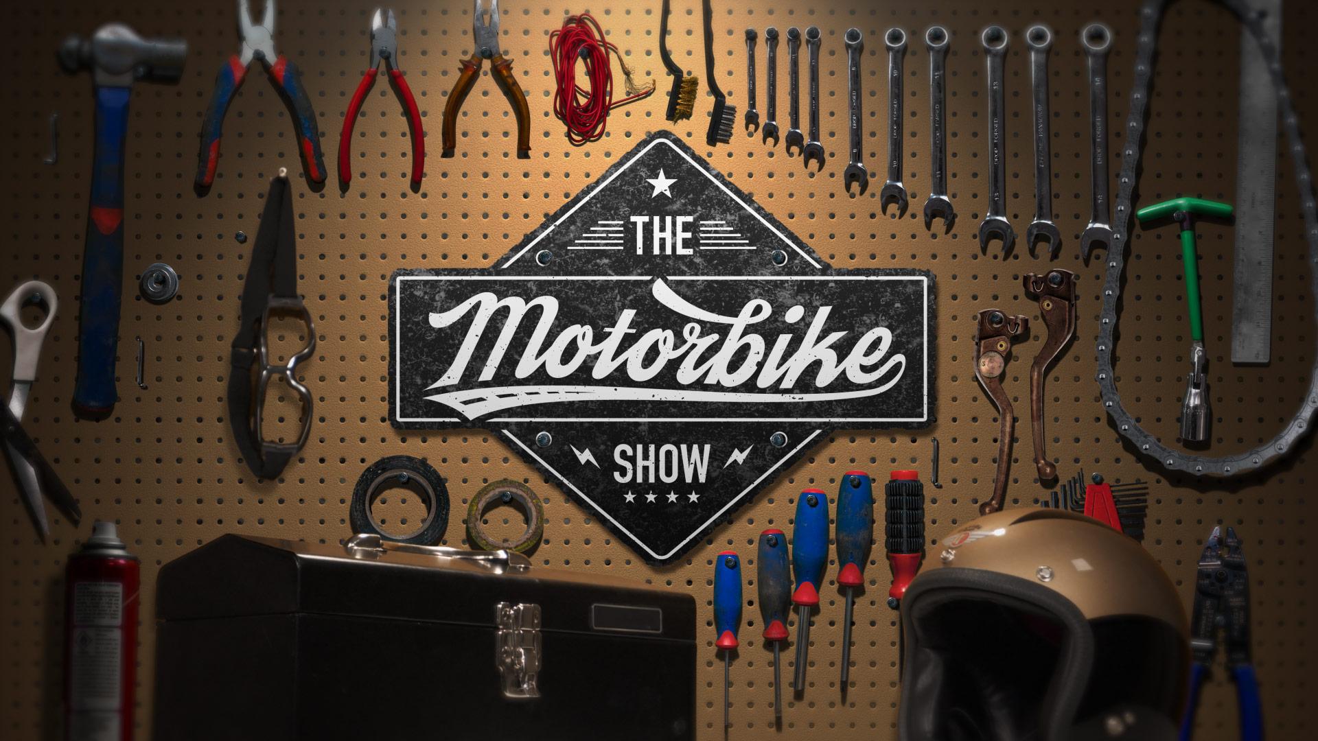 The Motorbike Show © Holey & Moley Ltd HCA Entertainment