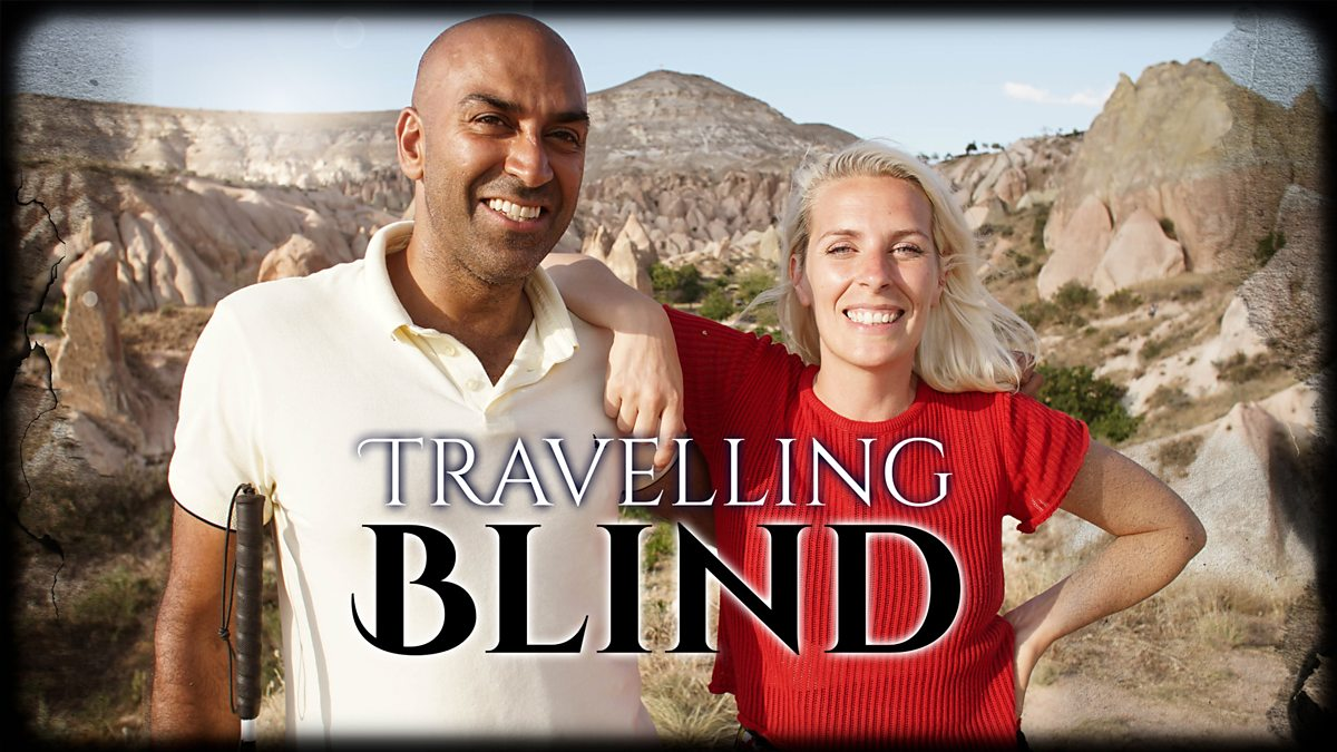 Travelling Blind Preview © Holey and Moley Ltd