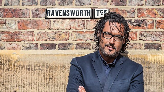 A House Through Time - Series 2 David Olusoga BBC Two © Holey and Moley Ltd
