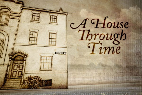 A House Through Time - Series 2 BBC Two © Holey and Moley Ltd