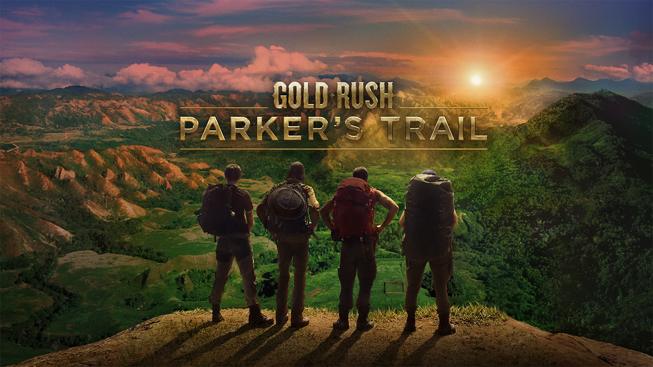 Parker's Trail Gold Rush Discovery Series 3