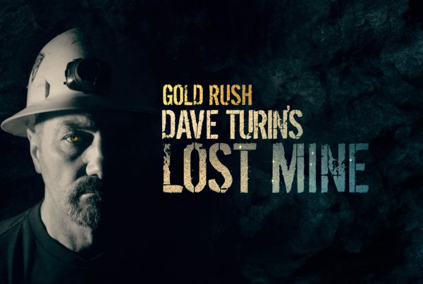 Gold Rush: Dave Turin's Lost Mine © Holey and Moley Ltd
