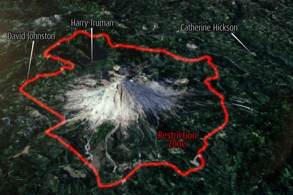 """National Geographic Holey and Moley Off the Fence  On May 18th, 1980, the most deadly volcano eruption in American History scarred the world.  """"Surviving the Mount St. Helens Disaster"""" is a feature length National Geographic special with eyewitness accounts and rare sequences charting the violent eruption of Mount St. Helens. Including personal stories, survivors and the destructive aftermath of this epic geological event.  Holey & Moley were commissioned to produce the graphics, branding and visual effects for this sensational film. Branded internationally as """"America's Deadliest Volcano Disaster"""" this film required extensive visual effects to bring witness accounts to life in ways never seen before.  Featuring footage, photography and stills that formed 'frozen moments' through the creation of Graphic Cinemagraph's; suspended in time and evocative of the textures and atmosphere of each moment. These sequences featured state of the art reconstruction, using a wide variety of techniques including; Parallax, Topographic Data Realisation, Climate Mapping, Camera Tracking, Chroma-key, Particle Simulations, Morphing Interpolation, Pyro-Dynamics and Projection Mapping to name few. This wide variety of techniques and processes combine to create a stunning graphic realisation of events and witness testimony - putting viewers right in the moment and getting closer to the real experience."""