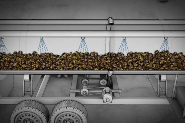 Gold Rush  Freddy Dodge's Mine Rescue Explainer Graphic © HoleyandMoley Ltd Discovery+