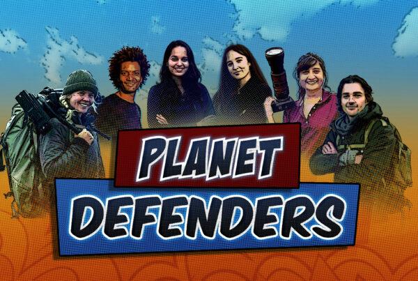 Planet-Defenders